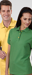 View our Men's and Women's Polos and Knits!