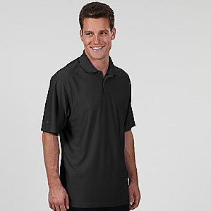 IZOD Performance Polyester Men's Pique Polo #13Z0075