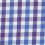 Long Sleeve Gingham Easy Care Shirt - Blue & Purple, thumb